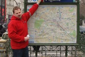 Plac Pigalle - Paryż
