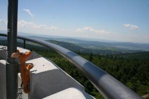 Widoki z Wielkiej Sowy