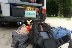 Pakowanie na wyprawę