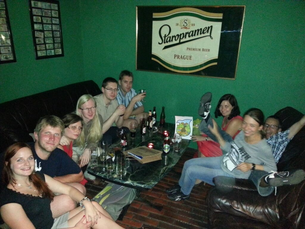 Ryjek i House of Beer