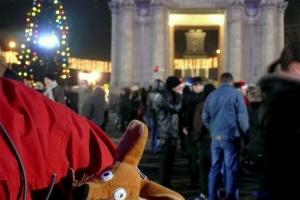 Nowy Rok w Kiszyniowie
