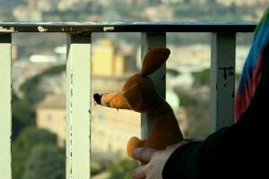 Watykan - widok na ogrody