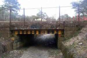 Wiadukt kolejowy w Grotnikach