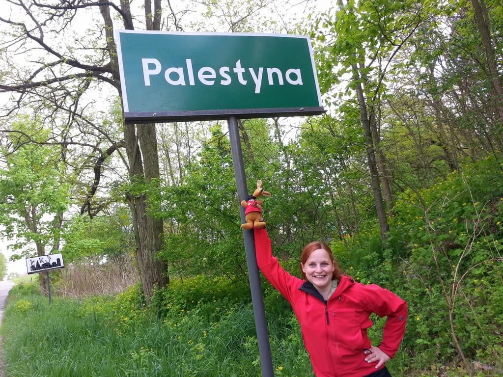 Odwiedziny w Palestynie