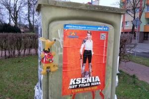 Ryjek i Ksenia